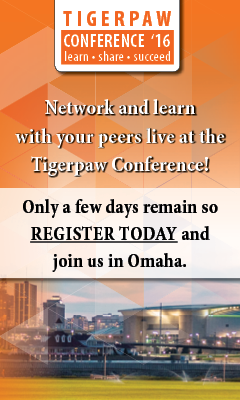 Join us in Omaha! Oct 26-28th, 2016